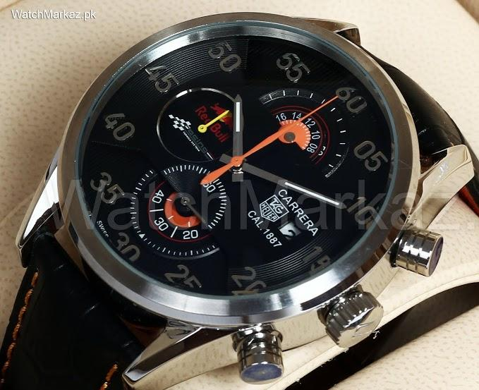 Tag heuer red bull edition watches in for Tag heuer grand carrera mercedes benz sls limited edition price