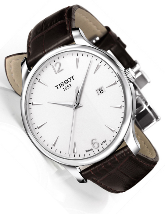 Tissot Tradition Silver