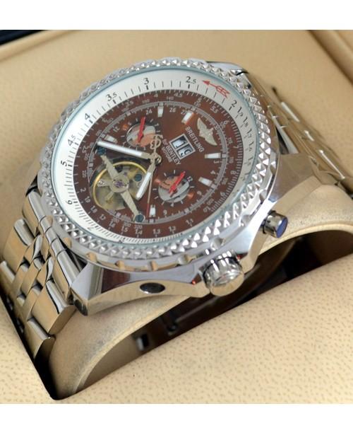 Breitling Automatic Bentley Motors Mulliner Tourbillon Watch