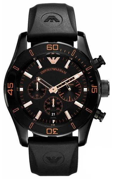 Armani Exclusive watch