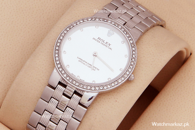Rolex Oyster Diamond Exclusive
