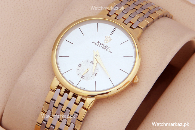 Rolex Oyster Sub Dial Gold