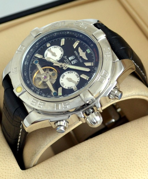 Breitling For Bentley Price In Pakistan: Breitling Chronometre Navitimer Watch