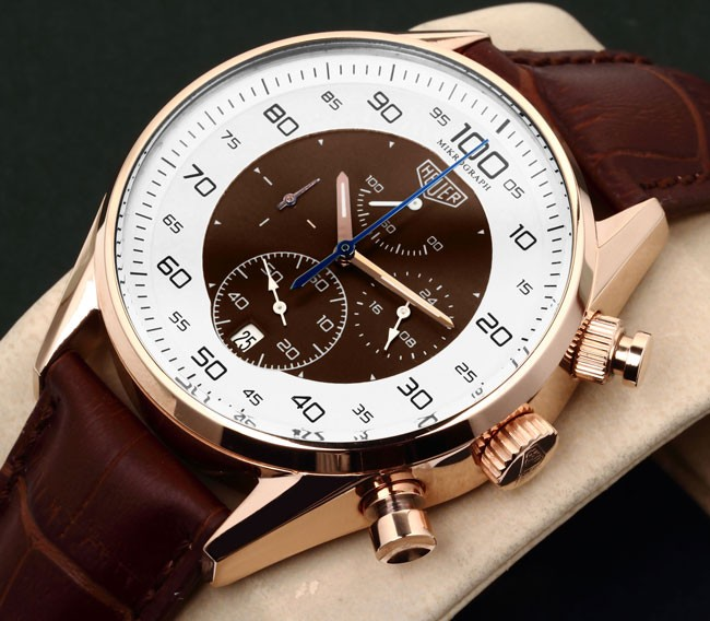 Tagheuer Grand Carrera Mikrograph
