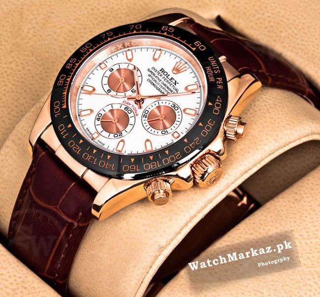 Rolex Cosmograph Daytona II Rose Gold