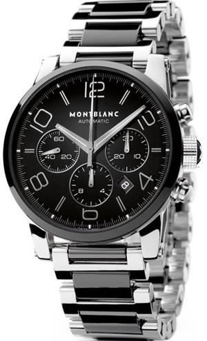Montblanc TimeWalker Ceramic Chronograph