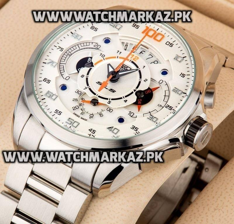 Tag heuer mercedes benz white watches for Mercedes benz tag heuer watch price